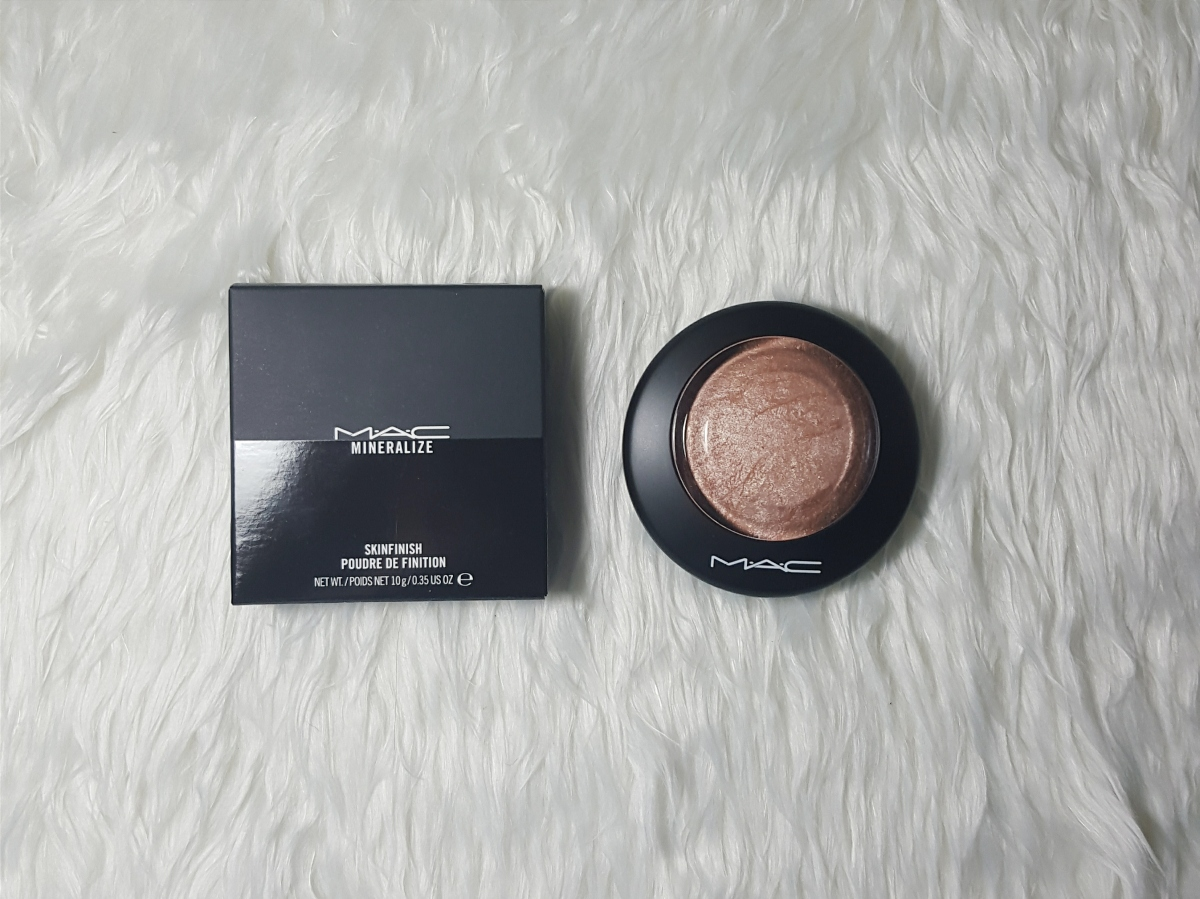 MAC COSMETICS Mineralize Skinfinish Powder in 'Soft and Gentle' Review