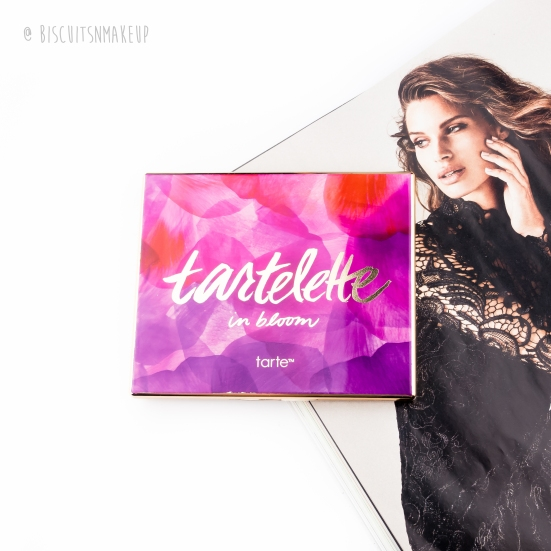Tartelette in bloom_